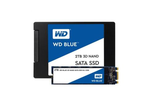 WD Blue 3D 250GB M.2 SSD