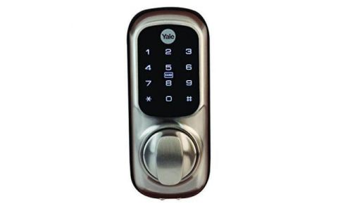 Yale Keyless Connected Ready Smart Lock - Satin