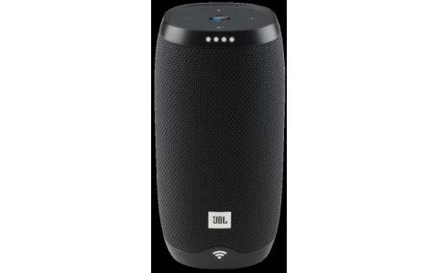 JBL Link 10 Voice activated portable speaker - Black
