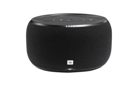 JBL Link 300 Voice activated speaker - Black