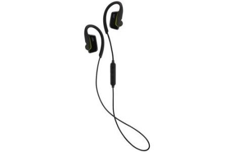 JVC HA-EC30 In Ear Premium Sports Headphones Wireless Bluetooth - Black