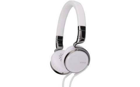 JVC HA-SR75S Supraaural  Over Ear Headphones - White