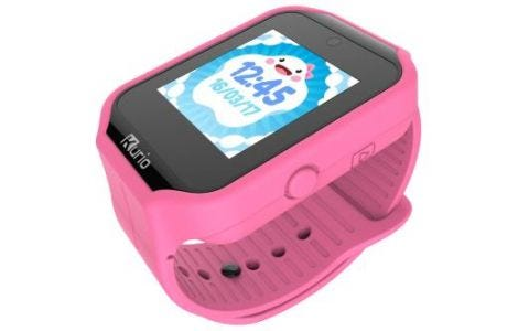 Kurio Smart Watch V 2.0 - Pink