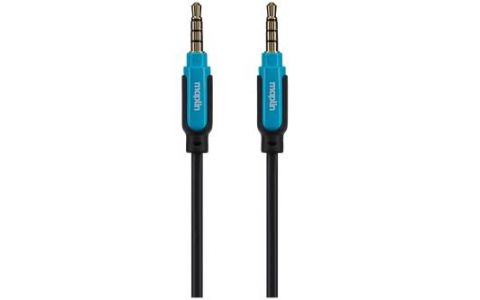 Maplin Premium 3.5mm Stereo 4 Pole Jack to 4 Pole Jack Cable 5m