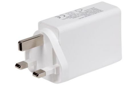 Maplin Triple Port AC Wall Charger