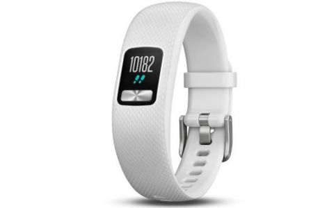 Garmin Vivofit 4 WW Fitness Activity Tracker Small/Medium - White