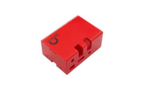 Pi Supply JustBoom Amp HAT Case - Red