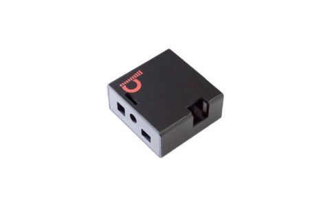 Pi Supply JustBoom DAC and Amp Case - Black