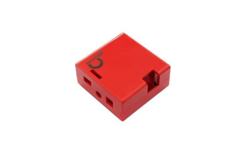 Pi Supply JustBoom DAC and Amp Case - Red