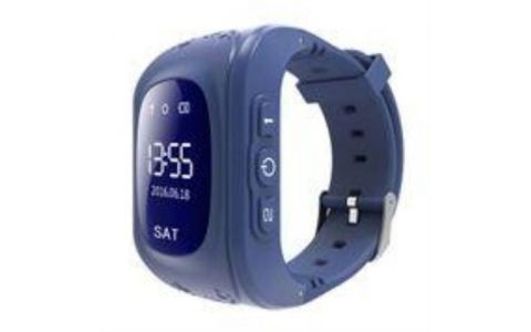 Pinit Intigo p1 Childrens GPS Smart Watch - Dark Blue