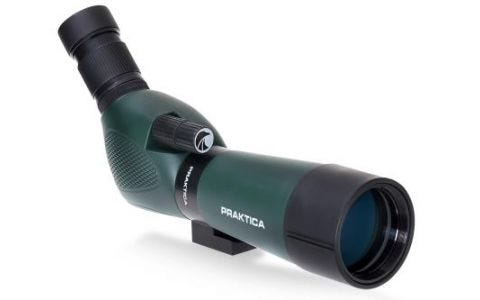 PRAKTICA Highlander 20-60x60 Spotting Scope - Green