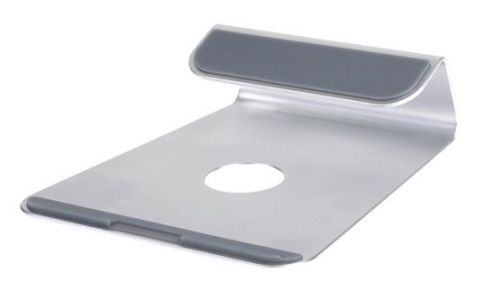 ProperAV Deluxe Aluminum Laptop Stand for Macbook and 11'-17' Laptops