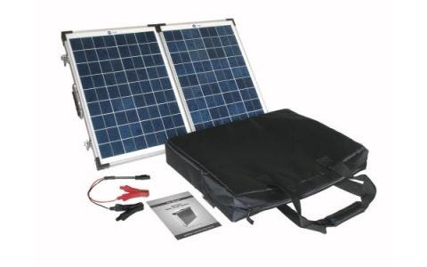 PV Logic 40w FoldUp Solar Panel