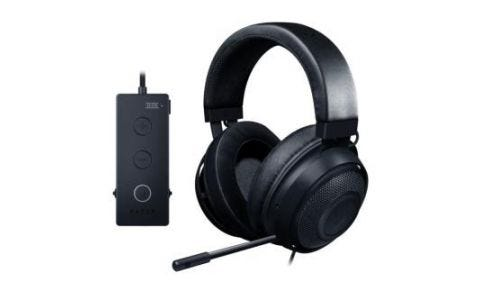 Razer Kraken Tournament Edition Gaming Headset - Black
