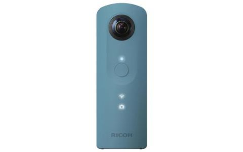 Ricoh Theta SC 360 Camera - Blue