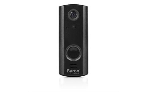 Byron Wi-Fi rechargeable video doorbell