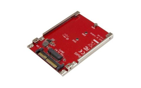 Startech M.2 Drive to U.2 (SFF-8639) Host Adapter for M.2 PCIe NVMe SSDs