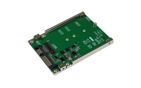 Startech M.2 SSD to 2.5in SATA Adapter Converter