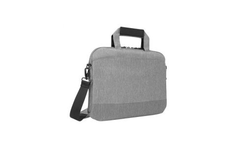 Targus CityLite Shoulder Bag for Laptops up to 14- Grey