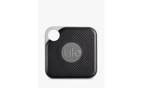 Tile Pro Smart Tracker - Black - 1 pack