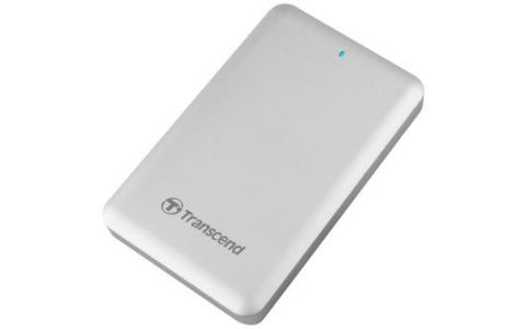Transcend StoreJet 500 1TB Portable SSD for Mac - USB 3.1 Gen 1 and Thunderbolt