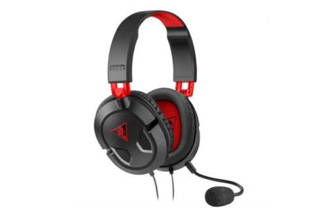 Turtle Beach FG, EF RECON 50 RED, ROTW