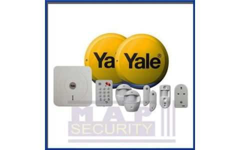 Yale Smart Home Alarm View & Control Kit