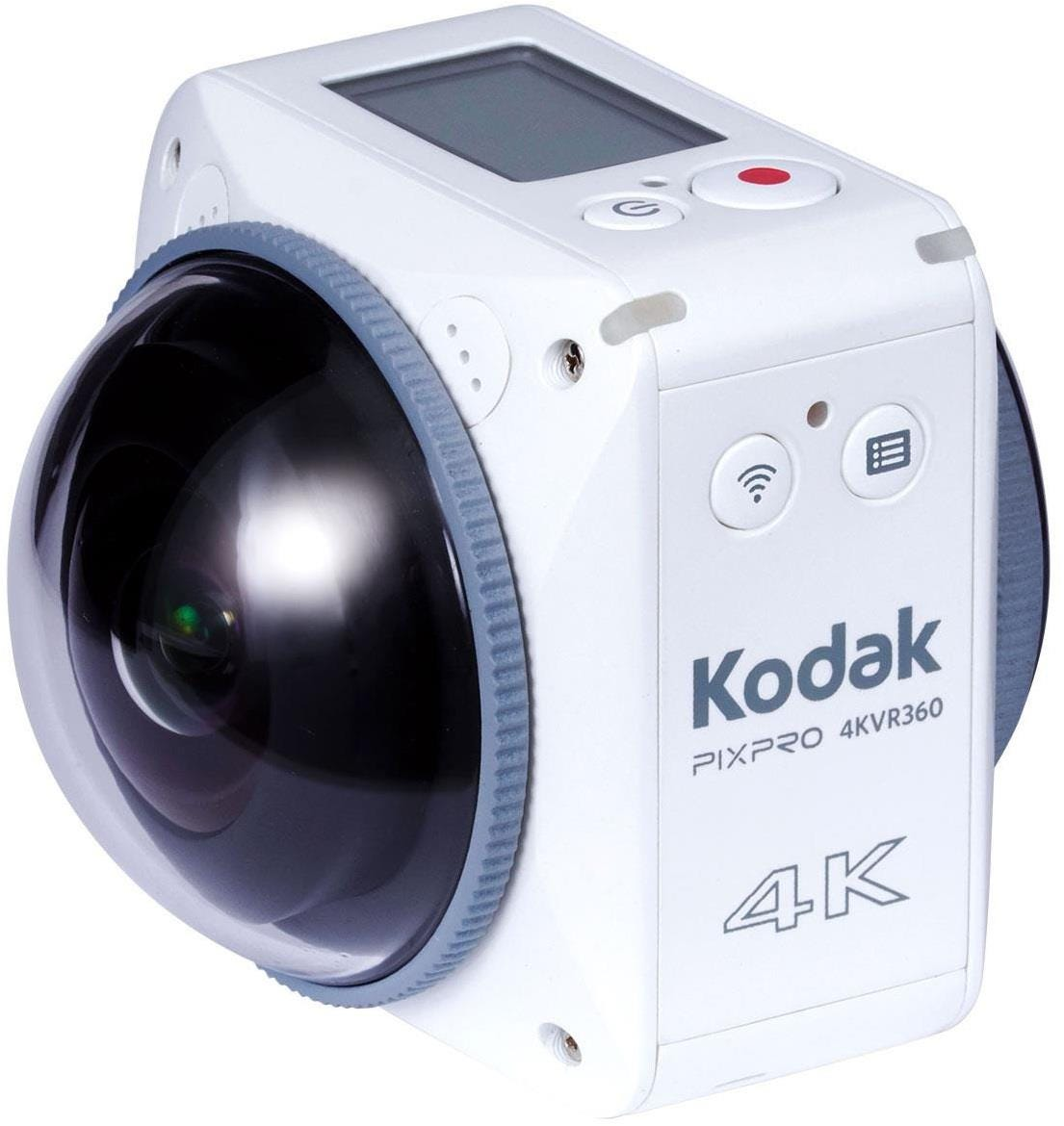 Kodak PIXPRO Orbit360 4K VR Camera - White