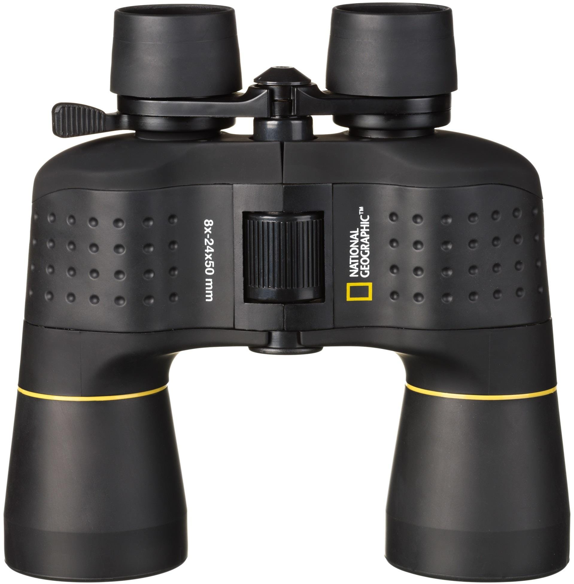 National Geographic Zoom 8-24 x 50 mm Binoculars - Black