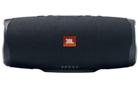 JBL Charge 4 Waterproof Portable Wireless Bluetooth Speaker - Black