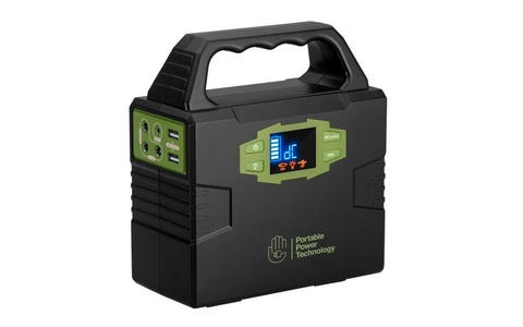 Portable Power Technology Powerpack 100+