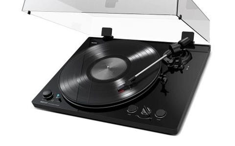 ION Audio PRO100BT Bluetooth Enabled Automatic Belt-Drive Turntable