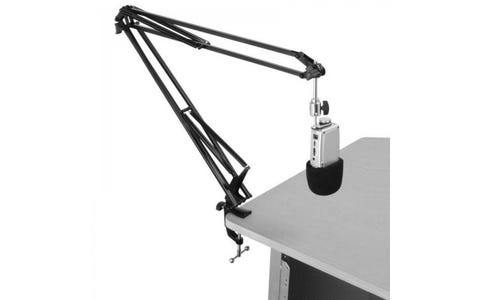 On Stage Broadcast/Webcast Boom Arm With Xlr Cable