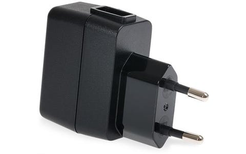 Maplin USB-A EU Wall Charger for Phones Cameras and other USB Devices