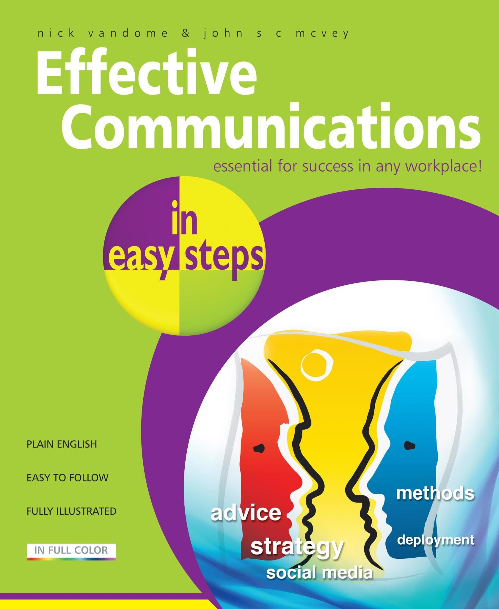 In Easy Steps Effective Communications In Easy Steps
