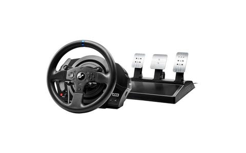 Thrustmaster T300 RS GT Edition Gaming Racing Wheel & Pedal Set