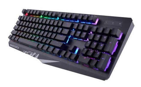 Mad Catz S.T.R.I.K.E. 2 Membrane RGB Gaming Keyboard