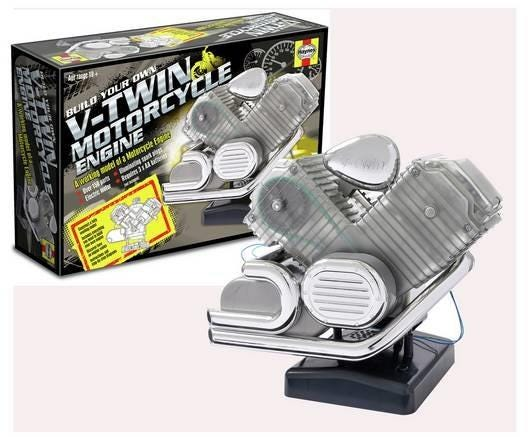 Haynes Build Your Own V-Twin Motorcycle Engine Kit