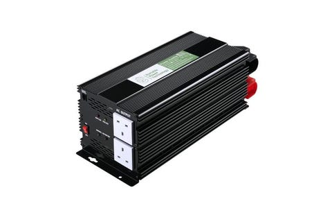Portable Power Technology 2000W 12V Power Inverter