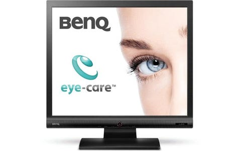 "BenQ BL702A 17"" Eye-Care Technology Business Monitor - Black"