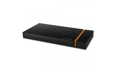 Seagate Firecuda Gaming Portable 500 GB External SSD – Black