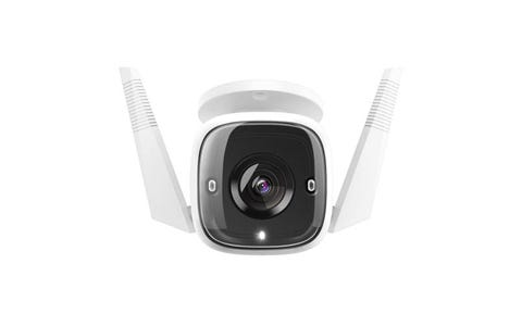 TP-Link Tapo C310 Outdoor Wireless Full HD Night-Vision Security Camera - White