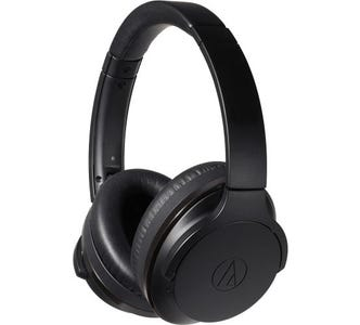 Audio-Technica ATH-ANC900BT Wireless Active Noise Cancelling Over-Ear Headphones