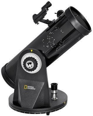 National Geographic 114/500 Compact Telescope - Black