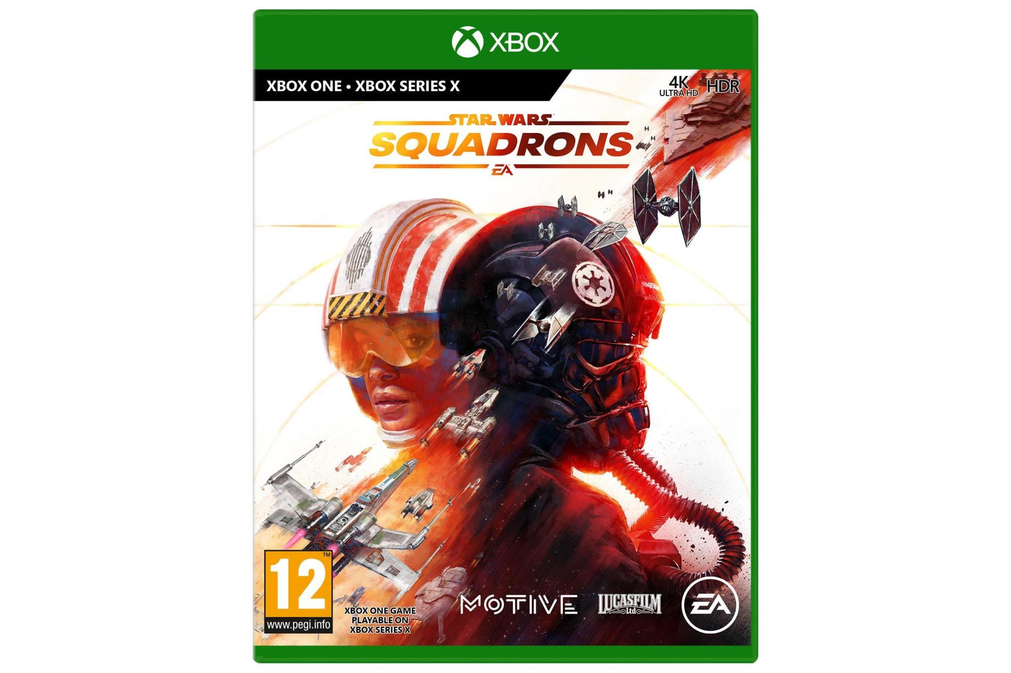 Microsoft Xbox One Star Wars: Squadrons Game