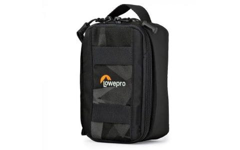 Lowepro ViewPoint CS 40 Case for Action Cam with Accessories Compartments - Black