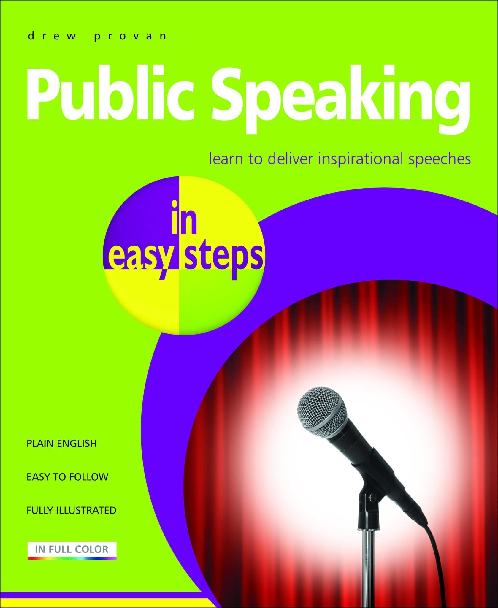 In Easy Steps Public Speaking In Easy Steps