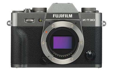 Fujifilm X-T30 Camera Body Only - Charcoal Silver