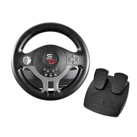 Subsonic Superdrive SV200 Wheel & Pedal Set