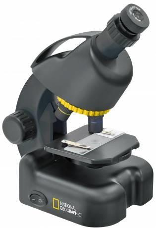 National Geographic 40x-640x Microscope with Smartphone Adapter